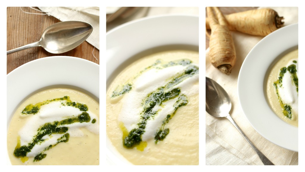 Pastinakensuppe_collage
