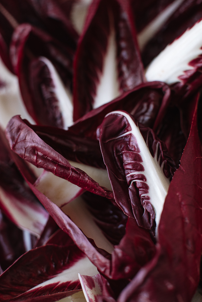 Radicchio Food Photography